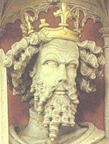 Effigy of Edward the First