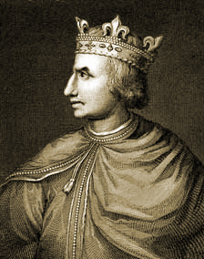 Portrait of Henry the First