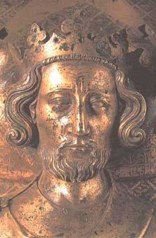 Effigy of Henry the Third
